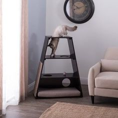 Studio Designs Paws and Purrs Cat Pyramid   Overstock.com Shopping - The Best Deals on Cat Furniture #CatFurniture