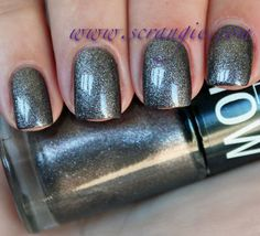 **Maybelline Color Show - Metal Icon (L.E. NY Fashion Week Collection for Fall 2012) / Scrangie