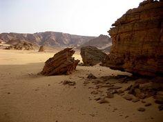Gilf Kebir, Egypt