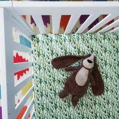 Boho Watercolor Cactus Baby Crib Sheet Baby Bedding, Baby Crib Sheets, Boho Nursery, Girl Nursery, Nursery Decor, Floral Nursery, Organic Cotton Sheets, 100 Cotton Sheets, Rustic Comforter
