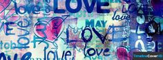 Graffiti Love Facebook Timeline Cover Facebook Covers - Timeline Cover HD