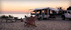 Folding Camping Trailer   Go RVing
