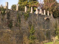 Remparts et système de fortification de Mont-de-Marsan - Visites en Aquitaine