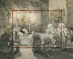 The Art of Snow White and the Seven Dwarfs | ConceptArt World