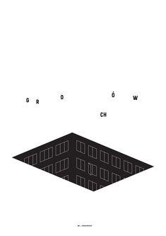 Edgar Bąk's Posters for Warsaw's Nowy Teatr – Design Illustration Design Graphique, Art Graphique, Graphic Illustration, House Illustration, Graphisches Design, Game Design, Layout Design, Stand Design, Clean Design