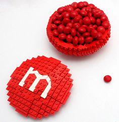 m Lego dish
