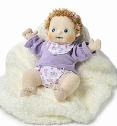 Rubens Baby Pige Emma - Rubens Barn 120062