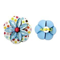 Sizzix Sizzlits Decorative Strip Die - Flower, Folded $19.99