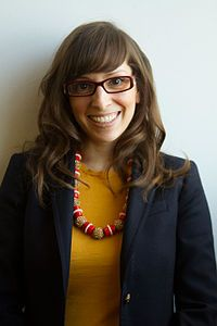 Leah Busque - she's the founder of TaskRabbit