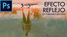 EFECTO REFLEJO | PHOTOSHOP CC | Tutorial #42