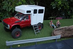 Hilux Camping