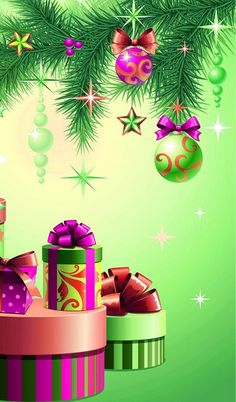 16 Best Ideas For Wall Paper Whatsapp Green Christmas Cards Cute Christmas Wallpaper, Holiday Wallpaper, Christmas Background, Purple Christmas, Christmas Art, Christmas Tree Decorations, Christmas Ornaments, Christmas Clipart, Christmas Pictures