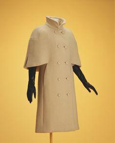 Cristobal Balenciaga, Coat, 1963, The Kyoto Costume Institute, Japan