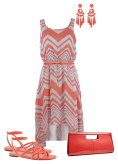 """""""Just Peachy"""" by sweetnuff ❤ liked on Polyvore featuring J.Crew, Prada and Etro"""