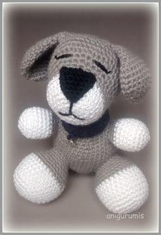 English translation available-anigurumis: Un gran amigo Crochet Amigurumi, Crochet Dolls, Crochet Baby, Free Crochet, Crochet Toys Patterns, Amigurumi Patterns, Stuffed Toys Patterns, Sampler Quilts, Crochet Animals
