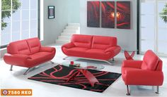 cool red and black furniture for living room regarding  Home Check more at http://bizlogodesign.com/red-and-black-furniture-for-living-room-regarding-home/