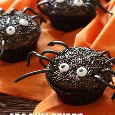... More on Pinterest | Chocolate tree, Halloween cupcakes and Cupcake