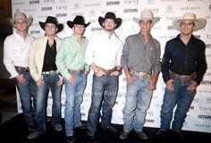 ryan mcconnel, shane proctor, travis briscoe, austin meier, jb mauney, & mckennon wimberly. love them(:(:(:
