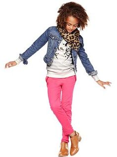 Girls Clothes: Featured Outfits Outfits We Love | Old Navy http://bit.ly/1qmi99t