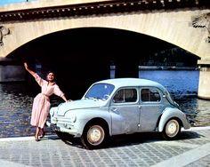 Renault 4 CV - 1958