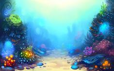 Game art for MURKA on Behance