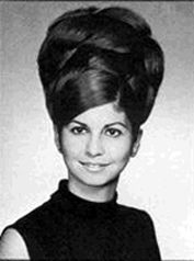 """She could never live down her nickname, Helen Challa-Head.  (Where the expression """"hair weave"""" originated.)"""
