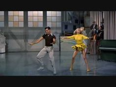 Vera Ellen - White Christmas.  Amazing tap dancing, I wish I could dance like this!