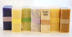 Goats Milk Hemp Soap  For sensitive skin types by OhSudz on Etsy, $5.50
