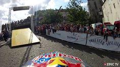 Filip Polc's AMAZING Winning Run at Batislava City Downhill World Tour   Polcster's Ride, Ep. 3