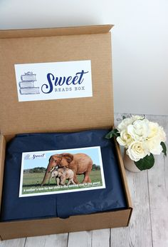 Sweet Reads Box - Th