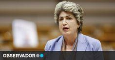 Uma portuguesa entre os eurodeputados mais influentes