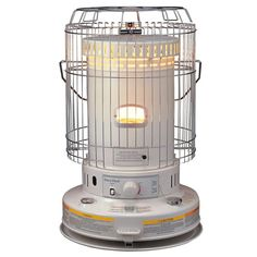 This Dyna-Glo Indoor Kerosene Convection Heater is a great choice for safe supplemental indoor heating. Best Space Heater, Garage Heater, Tower Heater, Kerosene Heater, Kerosene Lamp, Steel Cage, Portable Heater, Emergency Preparedness, Emergency Supplies