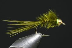 Immature damselfly imitations are incredibly effective in early season stillwater fly fishing