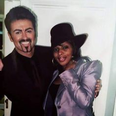 George and Mary J Blige