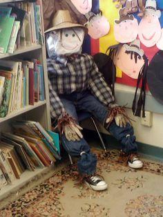 Classroom Scarecrow