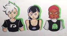 Resultado de imagen para danny phantom trio