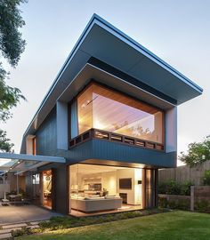 Coogee House by Tanner Kibble Denton Architects