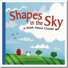 This book is all about the different shapes of clouds. Since our unit is over 2nd grade, this book would be great to read to the students while introducing clouds.