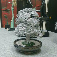 Custom made Aluminium Bonsai boom.