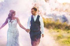 Colourful Outdoor Tipi Farm Wedding https://kirstymackenziephotography.co.uk/ #wedding #tipi #uk #colourful #farm