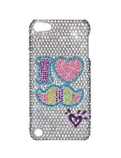 justice ipod cases for girls   justice ipod touch cases for girls   ... Mustaches Tech Case 5   Cases ...