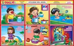 Galeria de chikilines   Chikipedia - Láminas Escolares Asd, Cyber, Language, Cognitive Activities, Kids Story Books, Drawings, Preschool Worksheets, Toddler Activities, Library Decorations
