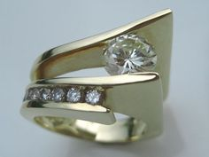 Rings - Jewelry Design - Fort Myers Jeweler - Southwest Florida, Naples, Fort Myers - Mark Loren Designs