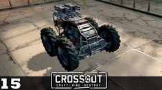 Crossout - Little Rocket Buggy Build