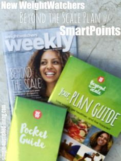 Overview of the new Weight Watchers SmartPoints Beyond the Scale Plan 2016. All Recipes will be updated w/ SmartPoints Values & required nutritionals