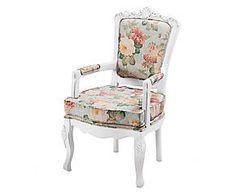 Cadeira com braço perle