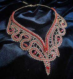 Lace Jewelry, Jewlery, Lace Art, Bobbin Lace, Lace Detail, Butterfly, Crafts, Instagram, Fashion