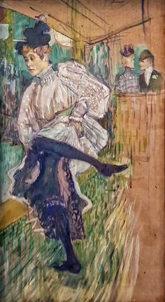 Henri De Toulouse Lautrec, Vintage Burlesque, Classic Paintings, Traditional Paintings, Renoir, French Art, Belle Epoque, Art World, Monet