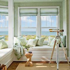Suite Retreat - Space-Saving Built-Ins - Coastal Living