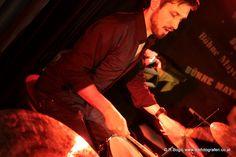 Wieder ein wunderbares Konzert von Tombeck & Band. Diesmal @ Bühne Mayer in Mödling am 26.01.2013. Character, Recital